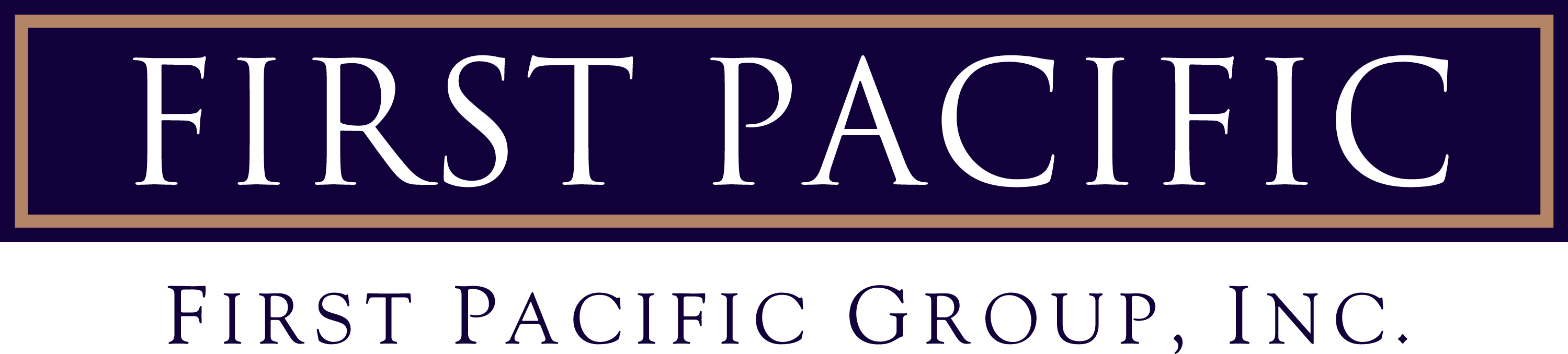 First Pacific Group Logo